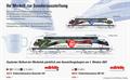 Märklin 39379 - E-Lok BR 101, Design&Bahn,VI