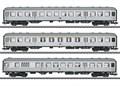 Märklin 41275 - Personenwagen-Set Silberlinge DB