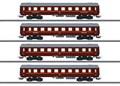 Märklin 41921 - Personenwagen-Set z.Reihe Da