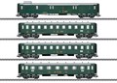 Märklin 42388 - Oldtimer-Personenwagen-Set SB