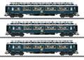 Märklin 42791 - Schnellzugwagen-Set 2 Simplon-Ori