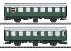 Märklin 43185 - Umbauwagen-Paar 3.Kl.DB