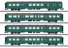Märklin 43546 - Personenwagen-Set M2 SNCB