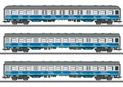 Märklin 43815 - Personenwagen-Set Airport Express