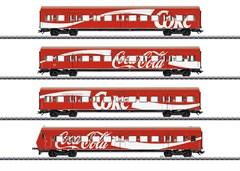 Märklin 43890 - S-Bahn Coca Cola DB