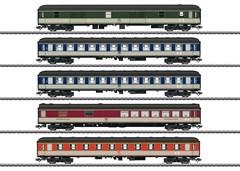 Märklin 43917 - Personenwagen-Set
