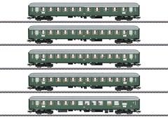 Märklin 43935 - Schnellzugwagen-Set 1 D96 zur