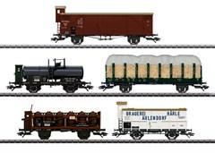 Märklin 45175 - Güterwagen-Set K.W.St.E.