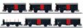 Märklin 46050 - Güterwagen-Set zum Köfferli