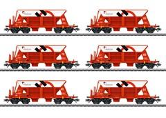 Märklin 46333 - Kieswagen-Set SBB