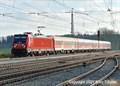 Märklin 55140 - E-Lok BR 147 DB AG