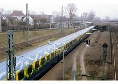 Märklin 87300 - Personenwagen-Set Touristikzug d