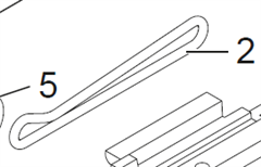 Märklin E346519 - O-Ring 10 Stück