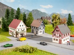 Noch 44310 - Dorf-Set, 3-teilig