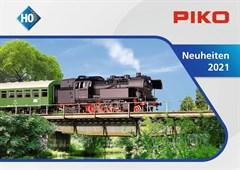 Piko 99521 - H0-Neuh.Prosp. Moba/Geb 2021 n/n