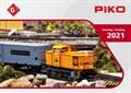 Piko 99721 - G-Katalog-2021 (VE 15)