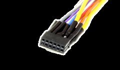 Qdecoder QD071 - F0-8 Anschlusskabel konfektionier