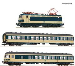 Roco 61485 - Zugset Karlsruher Zug AC-Snd.