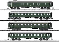 Trix 15015 - Eilzug-Wagen-Set