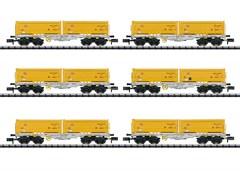 Trix 15075 - Güterwagen-Set Abraumzug