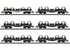 Trix 15080 - Güterwagen-Set Coiltransport