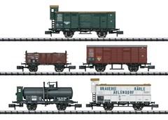 Trix 15534 - Güterwagen-Set 175 Jahre K.W.