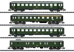 Trix 18709 - Personenwagen-Set Nahverkehr