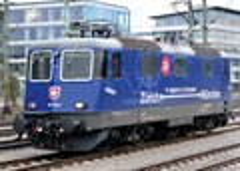 Trix 22666 - Elektrolokomotive Re 421, SBB, Epoche