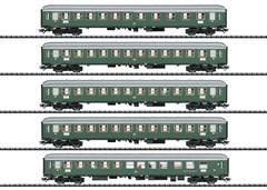 Trix 23132 - Schnellzugwagen-Set 1 D96 zur