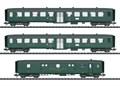 Trix 23133 - Schnellzugw.-Set 2 D96 zur V3