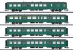 Trix 23221 - Personenwagen-Set M2, Ep. III