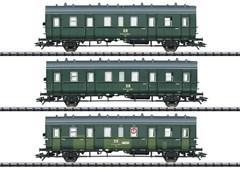 Trix 23323 - Personenwagen-Set DR