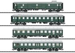 Trix 23507 - Eilzugwagen-Set zum VT 92.5 DB