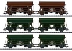 Trix 24169 - SchwenkdachwagenSet