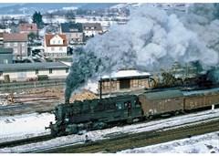 Trix 25097 - Dampflokomotive BR 95.0 mit Ölfeuerun