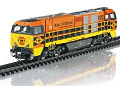 Trix 25297 - Schwere Diesellok G 2000, RRF 1102,NL